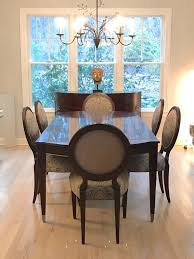 cherry dining room sets for sale ethan allen new country collection dining table and chairs used