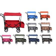 wagon baby collapsible baby kid push cart wagon stoller