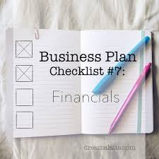 Income Projection Spreadsheet Coffee Shop Business Plan Financials Dream A Latte