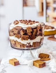 foodista a must make pumpkin bread trifle recipe for thanksgiving