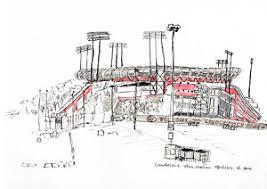 stadium drawings page 3 of 4 fine art america