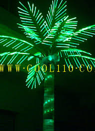 led coconut palm tree light pt 12 3g changmei cool china