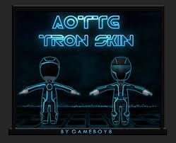 Tron Halloween Costume Light Up by Aottg Tron Skin Album On Imgur