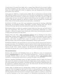 Business Letter Salutation Australia Genre Variation In Business Riassunto Lingua Inglese Lm 1