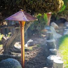 Brass Landscape Lighting Pathway Solid Brass Landscape Light America S Finest Lighting