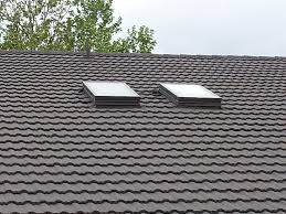 Metal Tile Roof Residence Gerard Coated Steel Metal Tile Cc L