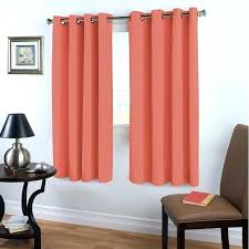 Coral Blackout Curtains Coral And White Curtains Coral Garden Shower Curtain Coral And