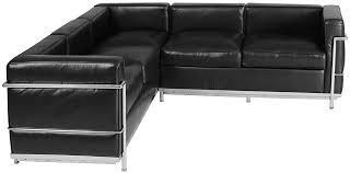 Le Corbusier Style Petit Corner Sofa Style SWIVELUKCOM - Corbusier sofas