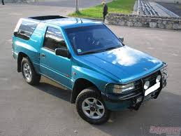 opel frontera engine 1994 opel frontera pictures 2000cc gasoline manual for sale