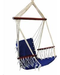 big deal on omni patio swing seat hanging hammock cotton