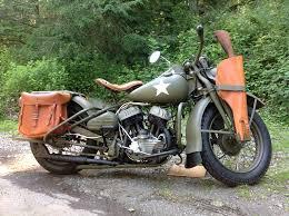 harley davidson wla disebut sebut sebagai motor perang paling