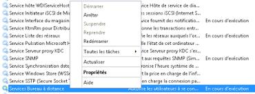 service bureau à distance windows modifier le port d écoute rdp bureau à distance
