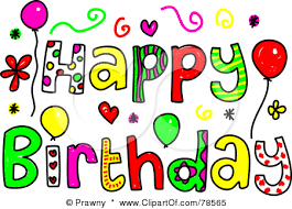 birthday clipart free happy birthday clip clipart panda free clipart images