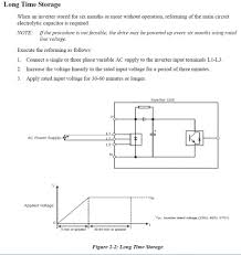 3 phase vfd on single phase correcting phase faults