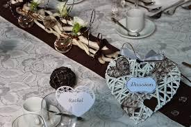decoration table mariage theme voyage thème nature avec du bois flotté décoration forum mariages net