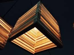 Wohnzimmerlampe Holz Hngelampe Holz Selber Bauen Free Diy Astlampe With Hngelampe Holz