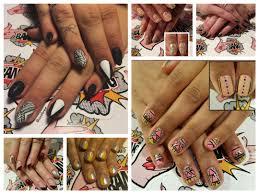 finger bang u0027s wild nail art portland monthly