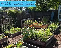 veggie garden part 2 video tour a cultivated nest