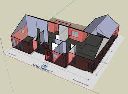 Home Design Using Sketchup Google Sketchup Made Us Buy A New House U2013 Blog Of Ronnestam