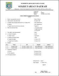 contoh surat perintah perjalanan dinas contoh surat terlengkap