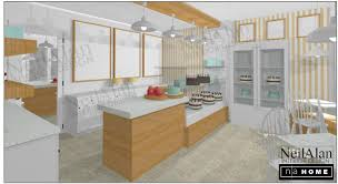 Kitchen Designer San Diego by Neil Alan Designs 3d Rendering Services