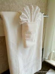 bathroom towel folding ideas 58 best towel images on towels towel origami and