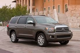 toyota suv sequoia used 2017 toyota sequoia suv pricing for sale edmunds