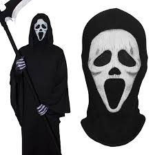 ghost face scream mask compare prices on scream face online shopping buy low price