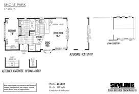 bank of america floor plan skyline homes of san jacinto