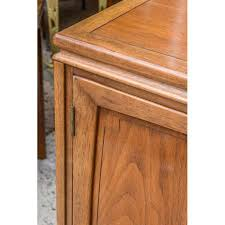 Modern Age Furniture by High End Long Modern Age Credenza Or Entertainment Center 1960s