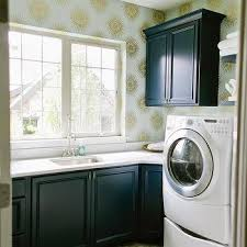 laundry cabinet design ideas navy blue laundry cabinets design ideas