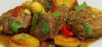 cuisine marocaine tajine agneau tajine d agneau à la banane recette marocaine