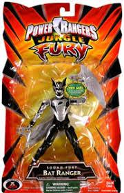 toydorks bandai power rangers jungle fury sound fury bat