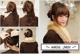 tutorial mengikat rambut kepang 23 model kepang rambut panjang terbaik