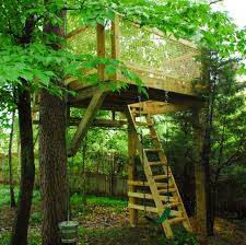 basic residential treehouses tree houses by tree top builders