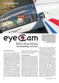 K Hen Bei Original Eyecam Hd 720p Kamera Mit 120 Grad Amazon De Kamera