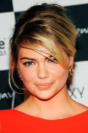kate upton hair color kate upton the 7 hairstyles of the queen of the updo
