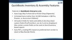 quickbooks apk qb power hour quickbooks inventory assembly manufacturing part