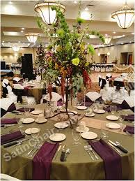 wedding decor rentals outdoor wedding decor rentals unique fern green table linens