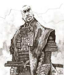 last samurai lunch sketch by tomasoverbai on deviantart