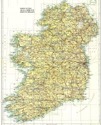 Dingle Ireland Map Ireland 1in To One Mile Topographic Geological 1859 1890 Part 4