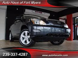 2007 lexus rx 350 ft myers fl for sale in fort myers fl stock