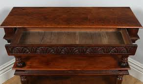 Oak Buffet Server Sideboard Antique Charles Ii Style Oak Buffet Server Sideboard Circa 1820