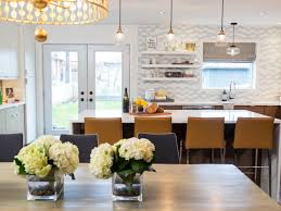 Kitchen And Dining Room 3 Basic Types Of Lighting Hgtv