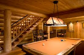 Rustic Basement Ideas by Rustic Cabin Decorating Ideas The Most Impressive Home Design