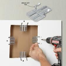 Repair Ceiling Hole by Best 25 Drywall Repair Ideas On Pinterest Diy Repair Walls Diy
