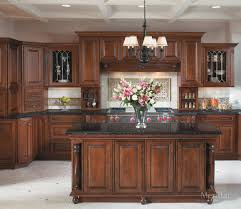 kitchen cabinet cherry large brown wooden cherry kitchen cabinet with rectangular brown