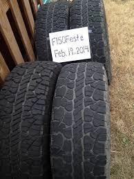 Bfg Rugged Trail Review 275 65 18 Bfg Rugged Terrain Tires Ford F150 Forum Community