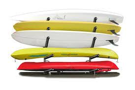 Free Standing Kayak Storage Rack Plans by 4 Sup And Kayak Storage Rack Freestanding Log Rack