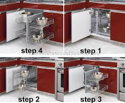 Customized Kitchen Cabinets Kitchen Cabinets Accessories 4 Best Diy Kitchen Remodeling Ideas